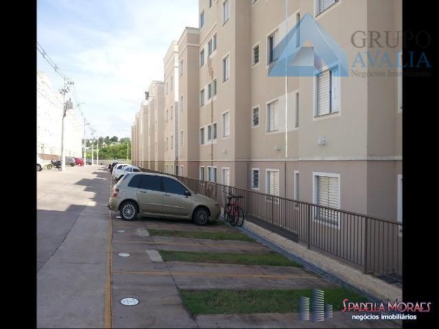 Apartamento residencial para venda e locação, Parque São Lourenço, Indaiatuba - AP0342.