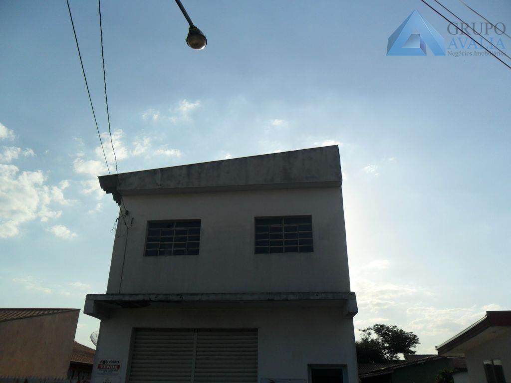 Salão comercial à venda, Vila Furlan, Indaiatuba - SL0108.