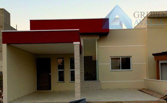 Casa  residencial à venda, Parque Residencial Indaiá, Indaiatuba.