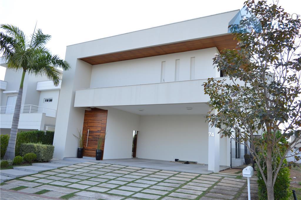 Casa  residencial à venda, Jardim Maison Du Parc, Indaiatuba.