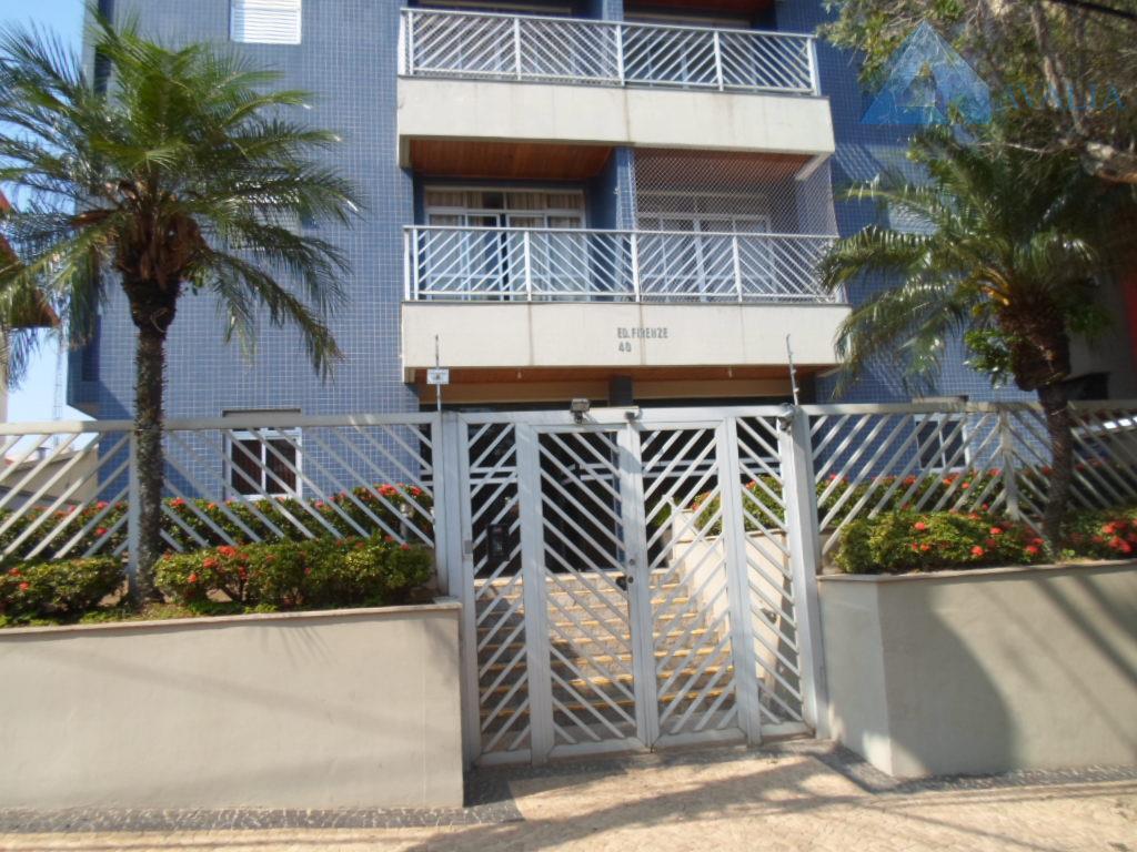 Apartamento  residencial para locação, Vila Georgina, Indaiatuba.