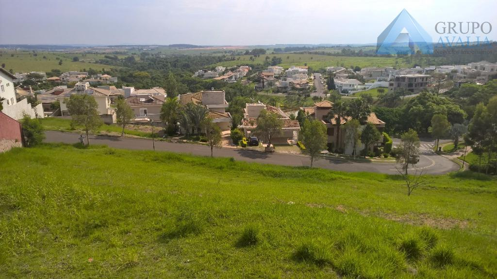 Terreno residencial à venda, Altos da Bela Vista, Indaiatuba - TE0585.