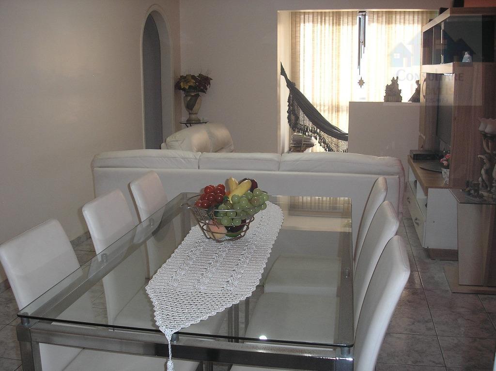 Apartamento residencial à venda, Aparecida, Santos - AP1219.