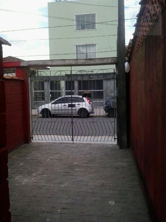 Casa residencial para locação, Vila São Jorge, Santos.