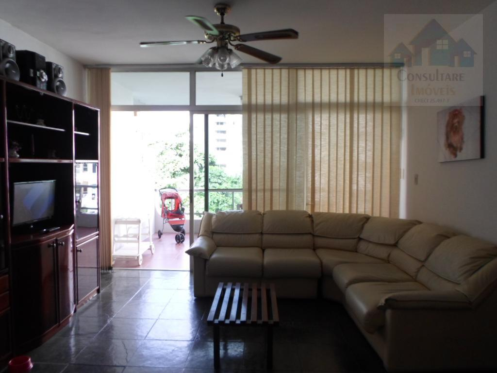 Apartamento  residencial à venda, Balneário Guarujá, Guarujá.