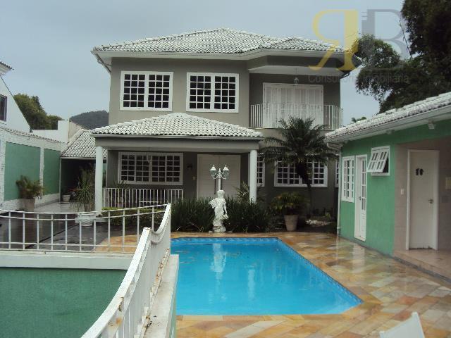 Casa residencial à venda, Anil, Rio de Janeiro.