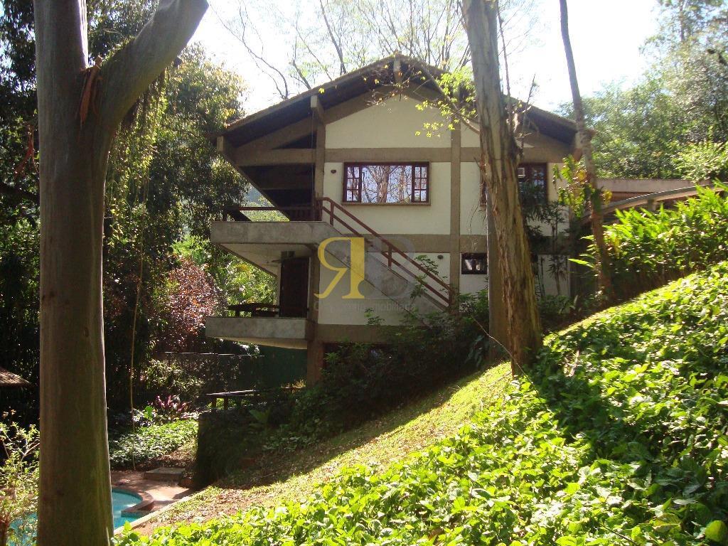 Casa com 4 dormitórios para alugar, 519 m² por R$ 5.500 - Itanhangá - Rio de Janeiro/RJ