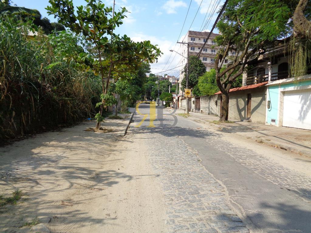 Terreno plano com 2 frentes, Freguesia (Jacarepaguá), Rio de Janeiro - TE0137.