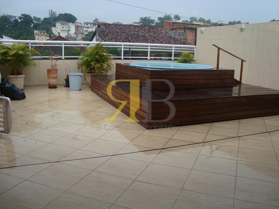 Casa com 5 dormitórios à venda, 220 m² por R$ 1.290.000,00 - Anil - Rio de Janeiro/RJ
