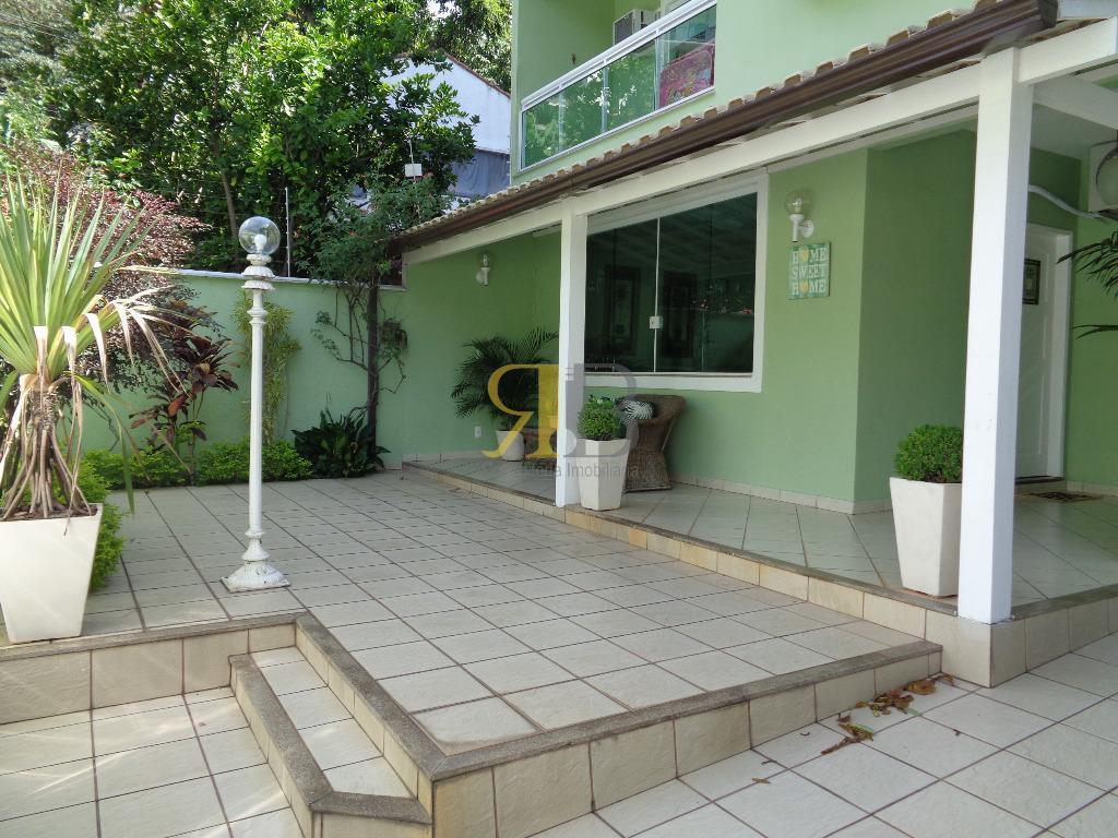 Casa 4 quartos, Pechincha, Rio de Janeiro - CA1456.