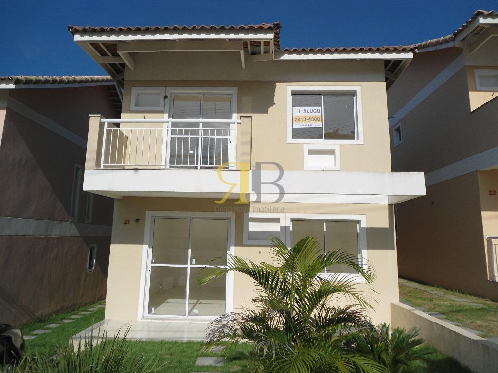 Casa com 4 dormitórios para alugar, 126 m² por R$ 2.500,00/mês - Freguesia (Jacarepaguá) - Rio de Janeiro/RJ