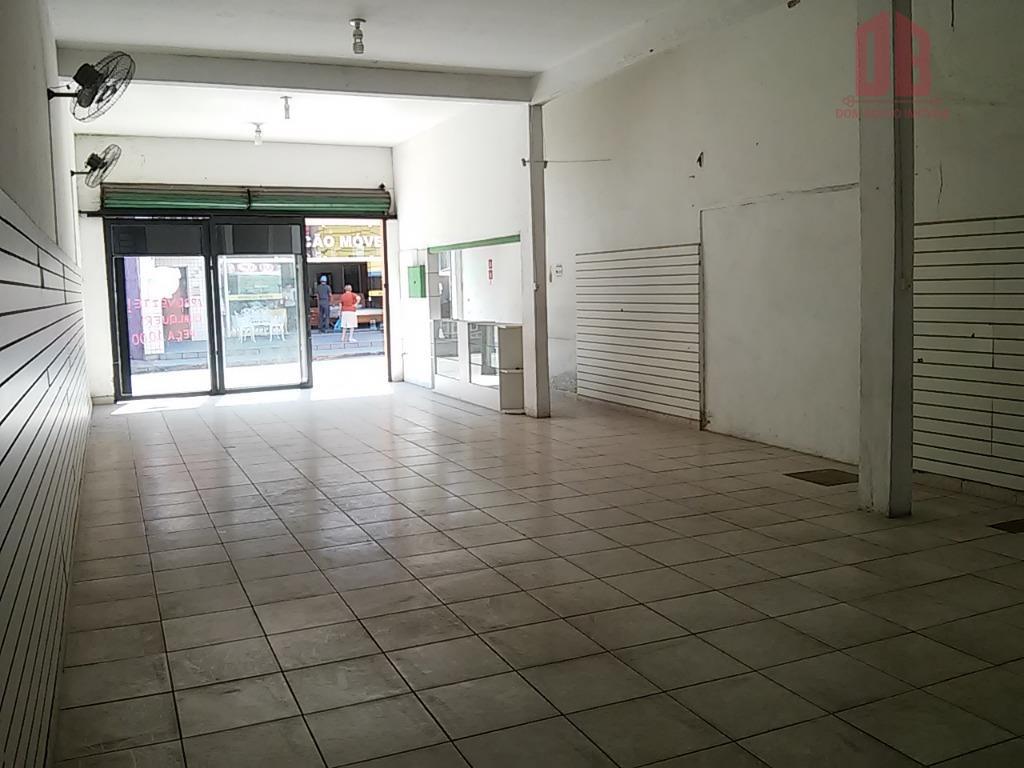 Ponto comercial para locação, Centro, Lorena.