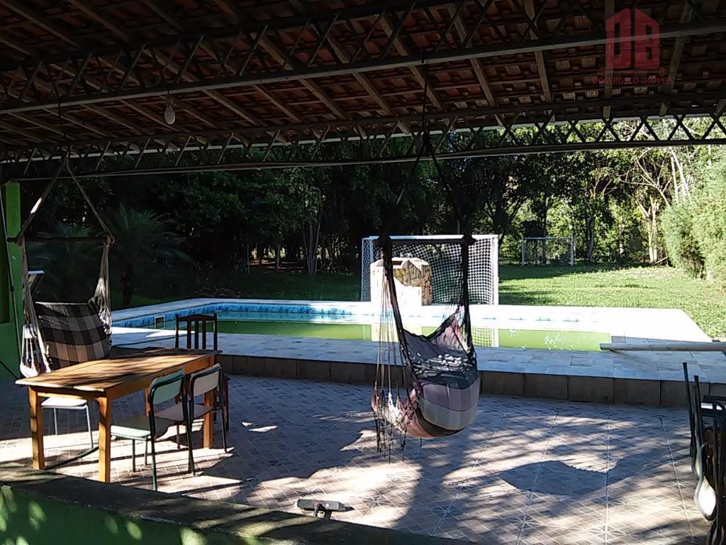 Chácara residencial à venda, Santa Lucrécia, Lorena.