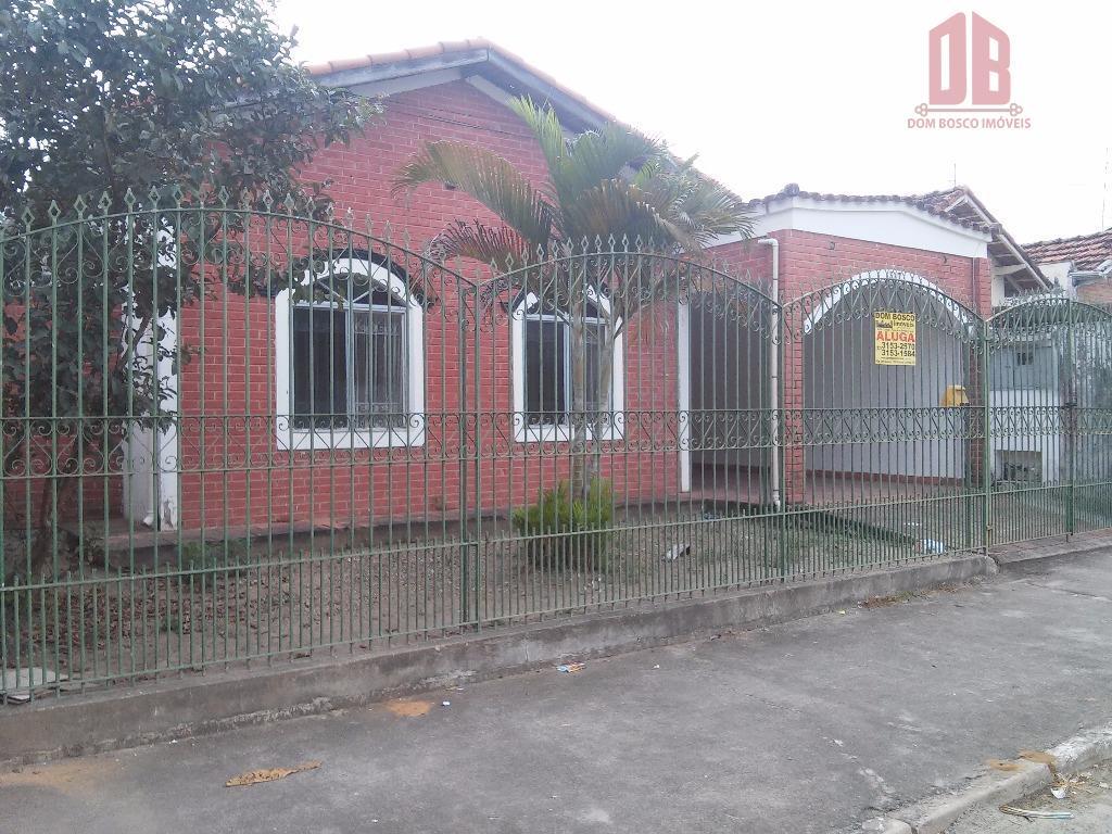 Casa residencial para locação, Nova Lorena, Lorena.