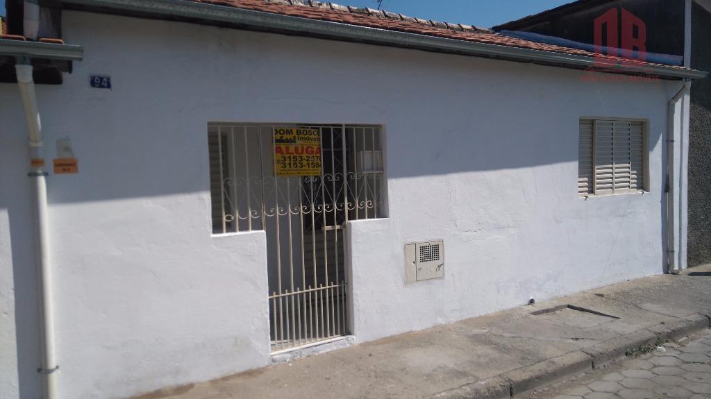 Casa residencial para locação, Olaria, Lorena.