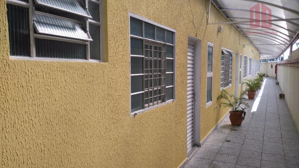 Kitnet residencial para locação, Centro, Lorena.