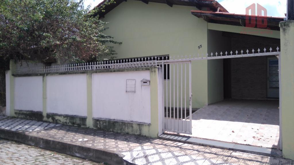 Casa residencial para locação, Nova Lorena, Lorena - CA0100.