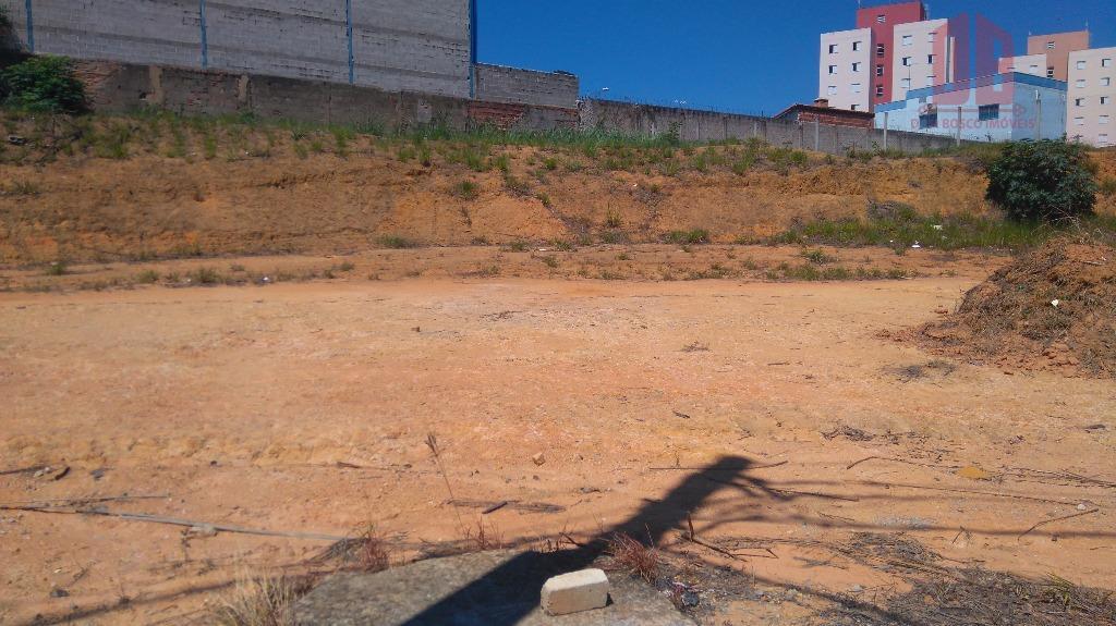 Terreno residencial à venda, Vila Hepacare, Lorena.