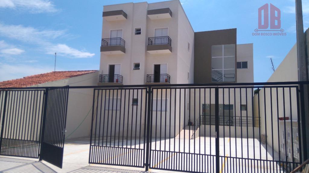 Apartamento residencial para locação, Cidade Industrial, Lorena.