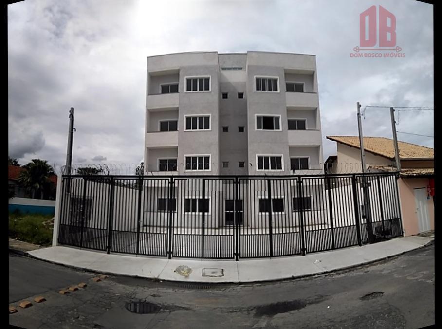 Apartamento residencial para locação, Cabelinha, Lorena.
