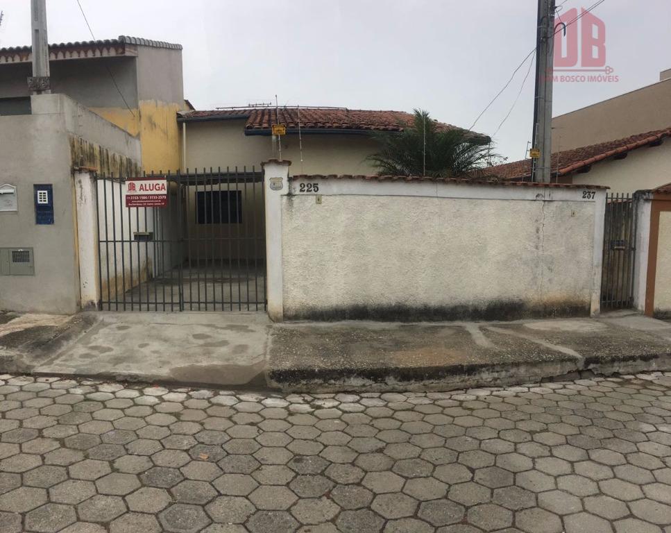 Casa residencial para locação, Vila Santa Edwiges, Lorena.