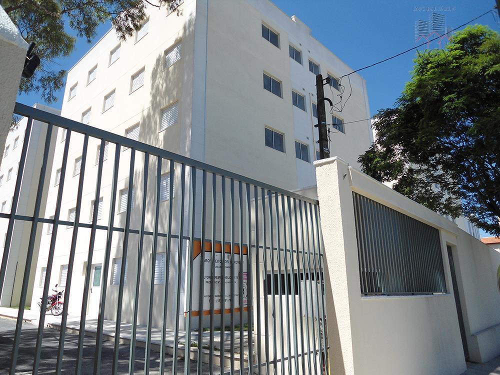 Apartamento residencial à venda, Morro Branco, Itaquaquecetuba.