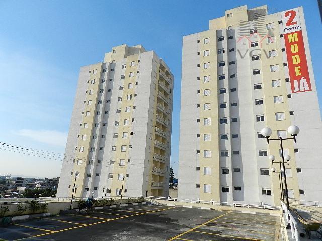Apartamento residencial à venda, Parada XV de Novembro, São Paulo.