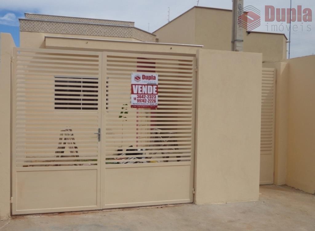 Casa residencial à venda no Bairro Portal da Pérola II em Birigui/SP