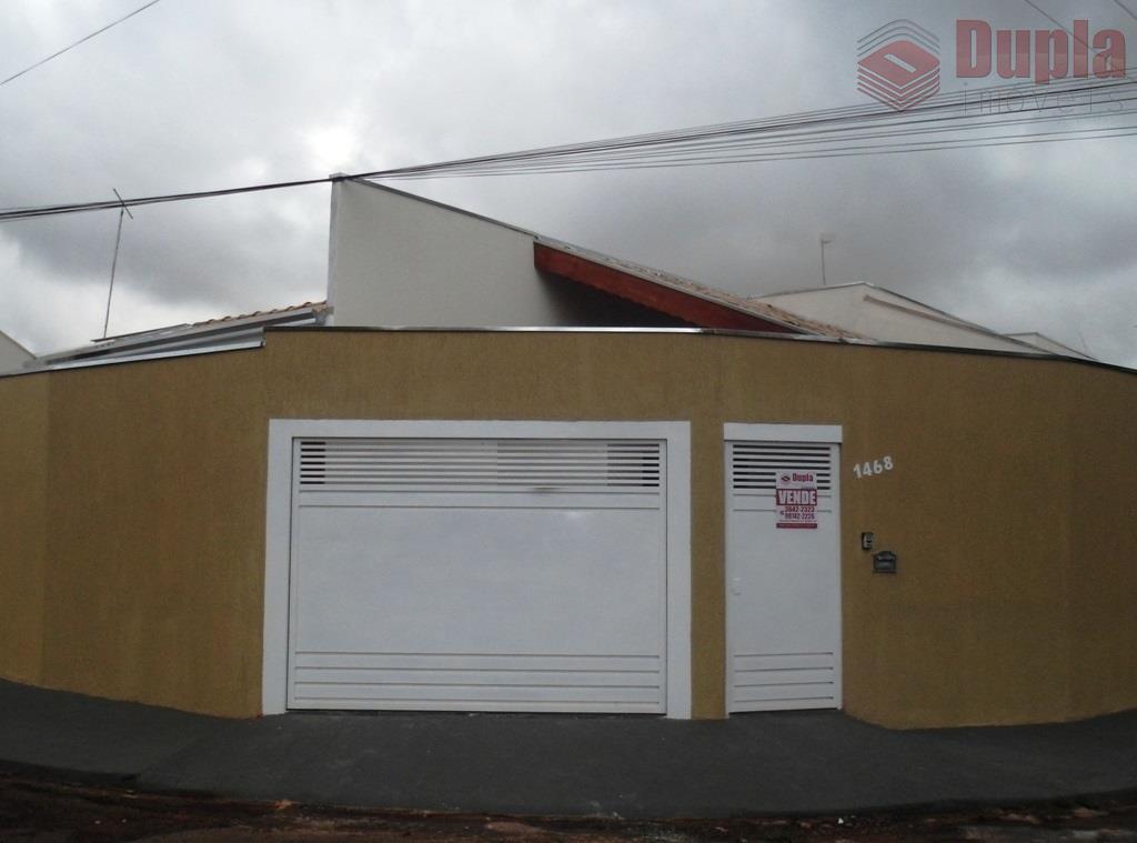 Casa residencial à venda no bairro Residencial Modelo em Birigüi/SP