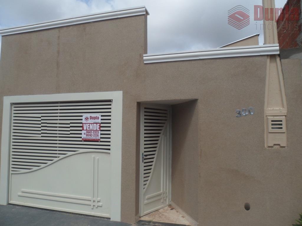 Casa residencial à venda no Bairro Residencial Art Ville em Birigüi/SP