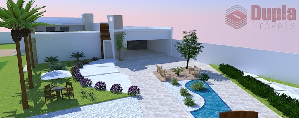 Casa residencial à venda no Condomínio Sítio de Recreio Passaredo em Birigüi/SP