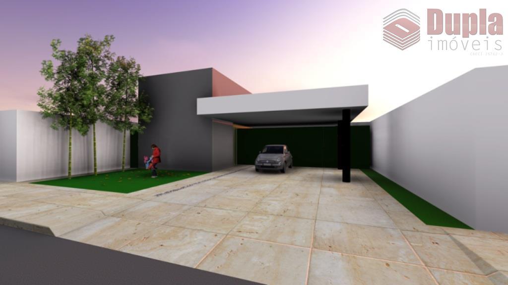 Casa residencial à venda no Condomínio Residencial Decolores em Birigüi/SP