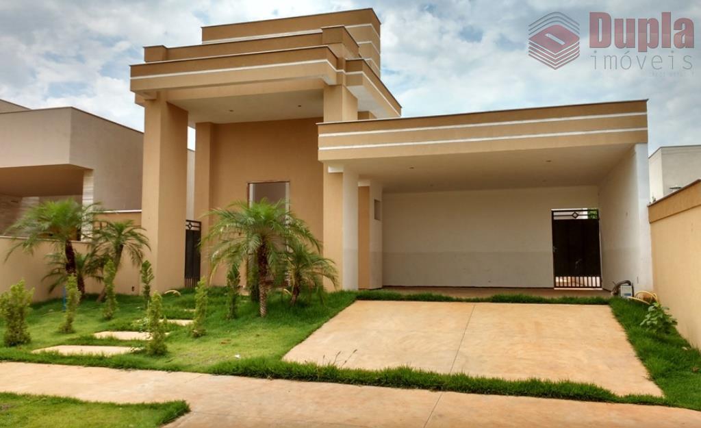 Casa residencial à venda no Condomínio Residencial Gávea em Birigui/SP