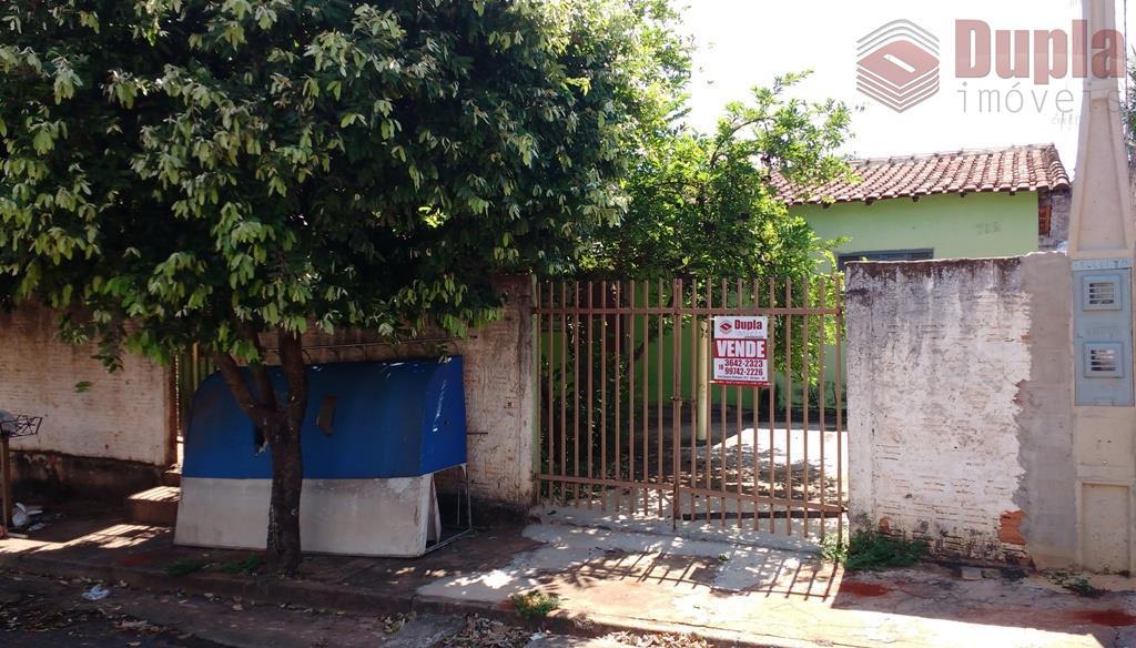 Casa residencial à venda no Bairro Cidade Jardim em Birigüi/SP