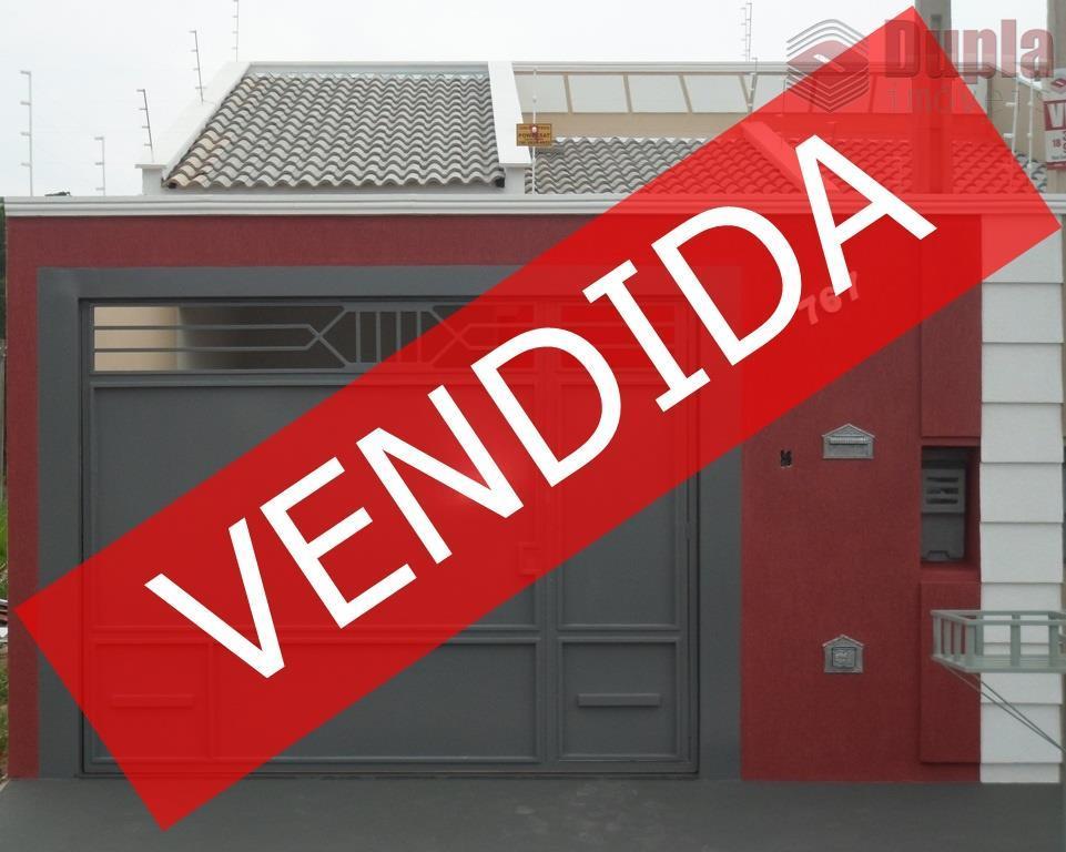 Casa residencial à venda no Bairro Jardim SantAna em Birigui/SP