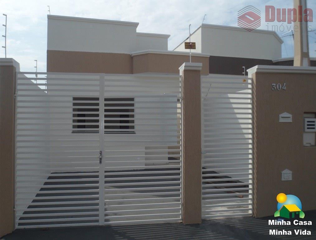 Casa residencial à venda no Bairro Residencial Simões em Birigüi/SP