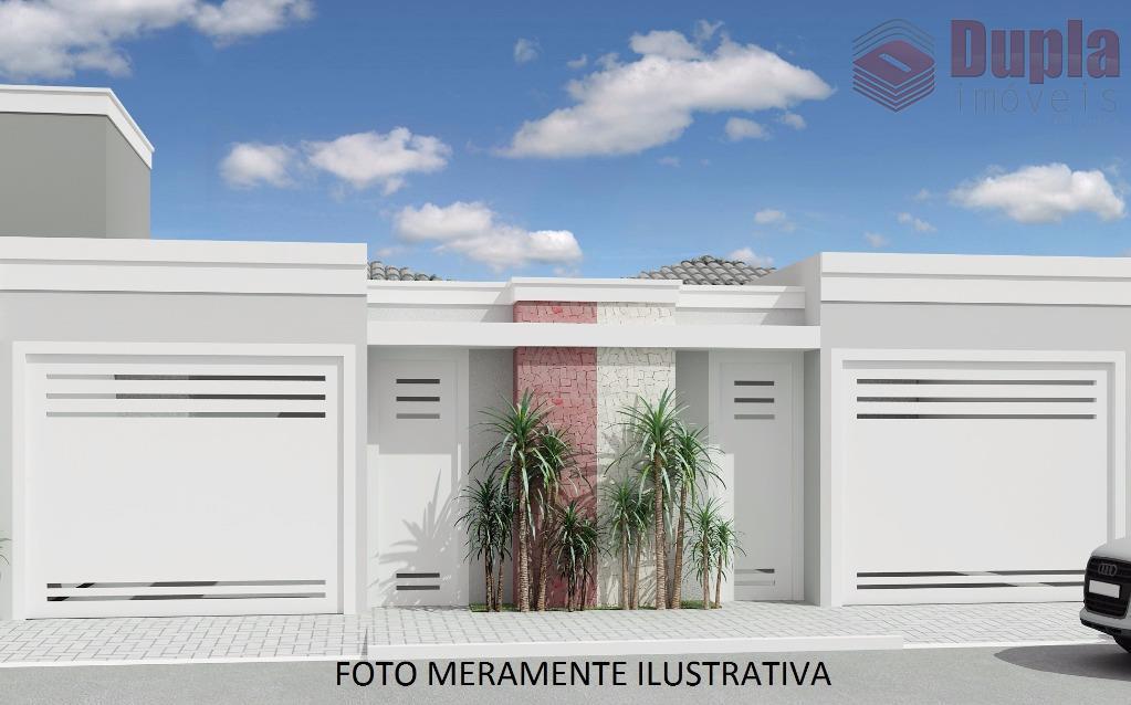 Casa residencial à venda no Bairro Residencial Portal da Pérola II em Birigüi/SP