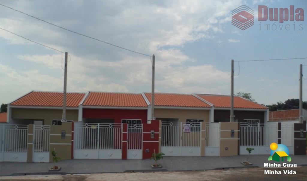 Casa residencial à venda no Bairro Residencial Atenas em Birigüi/SP