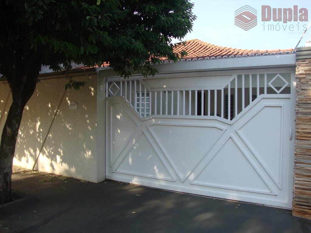 Casa residencial à venda no Bairro Toselar em Birigüi/SP