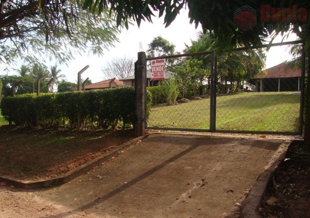 Rancho à venda no Condomínio de Ranchos Mirante do Bonito em Glicério/SP