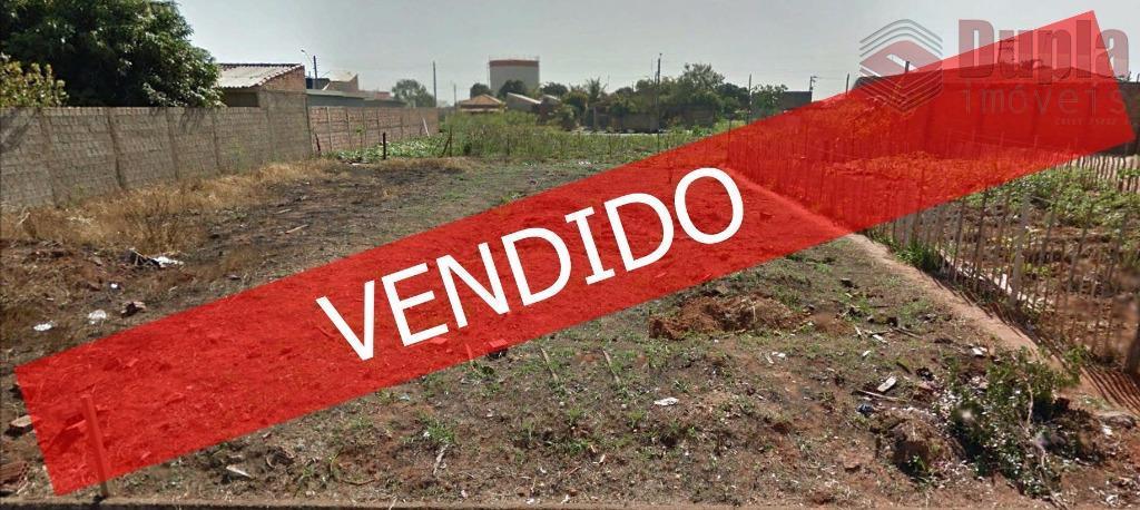 Terreno residencial à venda no Bairro Portal da Perola II em Birigüi/SP