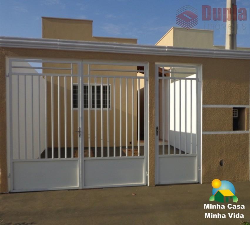 Casa residencial à venda no Bairro Portal da Pérola II em Birigüi/SP