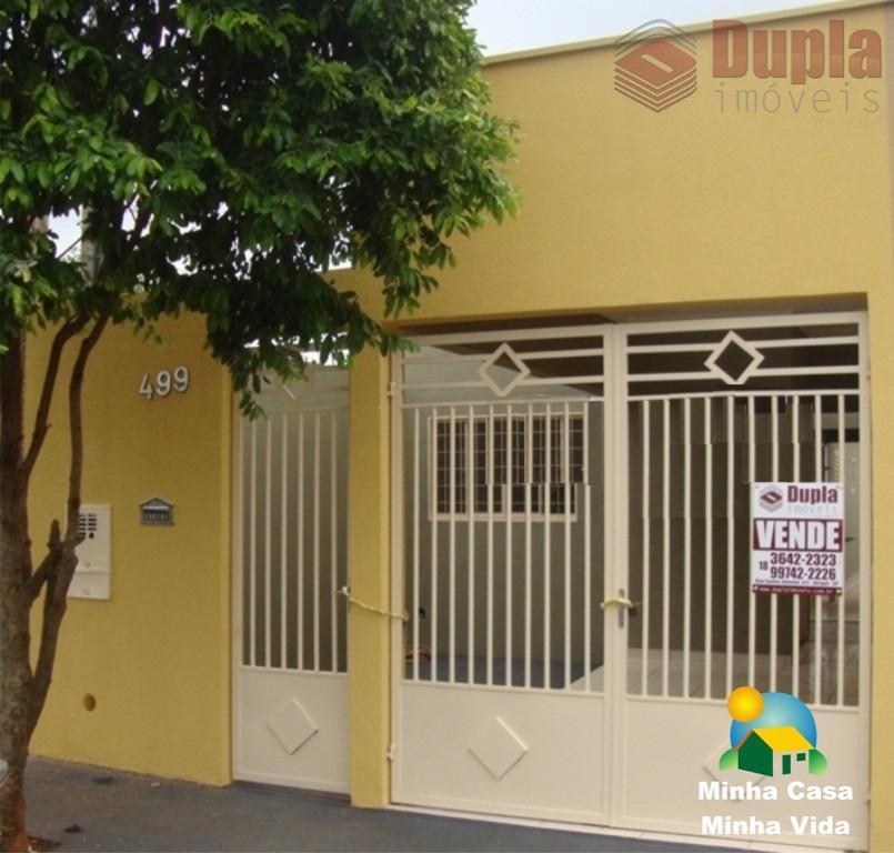 Casa à venda no Bairro Residencial Portal da Pérola II em Birigüi/SP