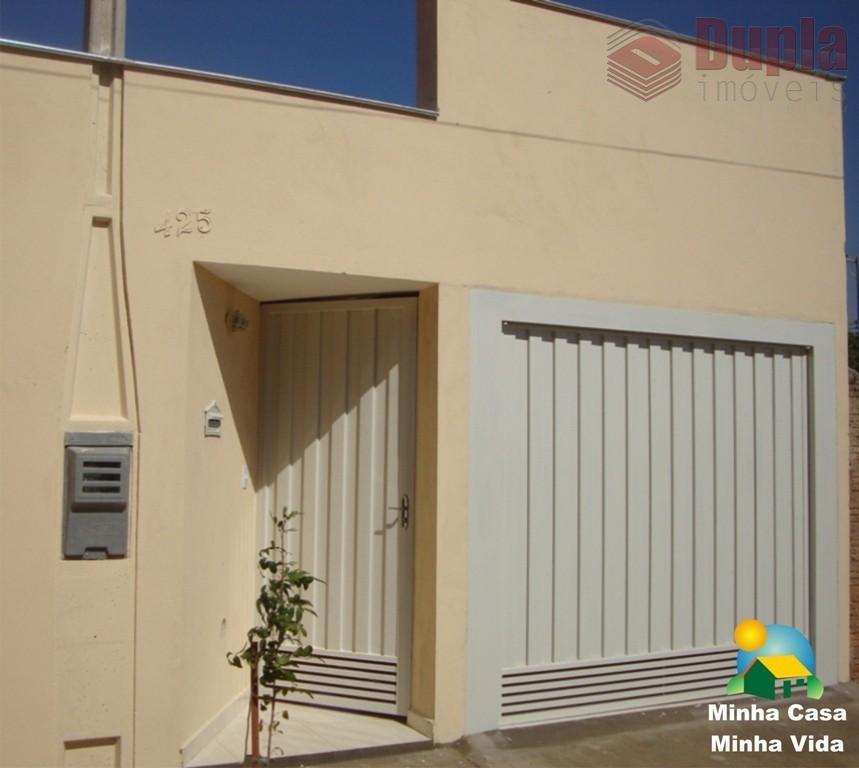 Casa à venda no Bairro Residencial Portal da Pérola em Birigüi/SP