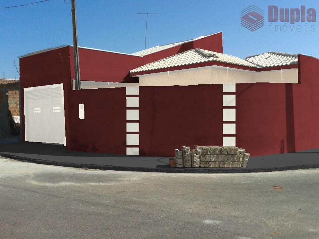 Casa à venda, no Bairro Jandaia II Residencial Parque em Birigüi/SP