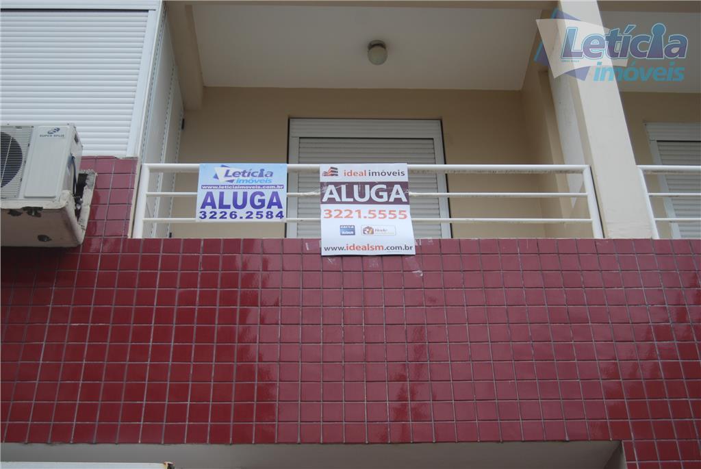Apartamento  residencial para venda e locação, Centro, Santa Maria.