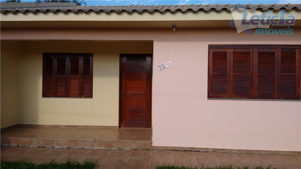 Casa residencial à venda, Pé de Plátano, Santa Maria.