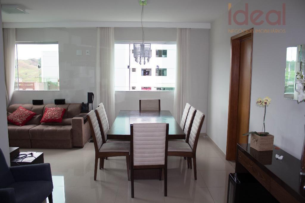 Apartamento  residencial à venda, Ramos, Viçosa.