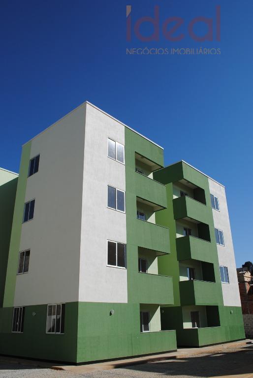 Apartamento residencial à venda, Fatima, Viçosa - AP0067.