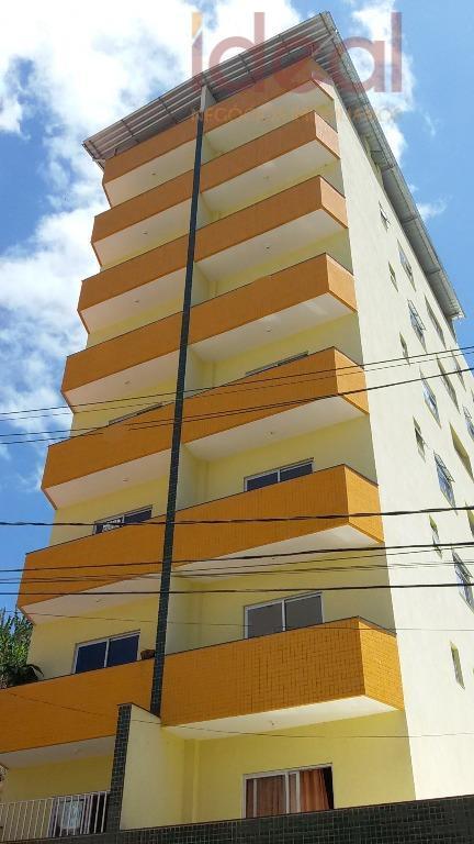 Apartamento  residencial à venda, Liberdade - 1, Viçosa.